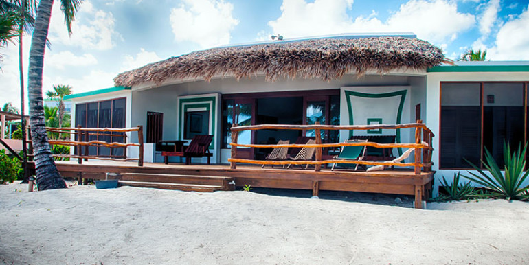 ... Belize Luxury Beachfront Villa 770x386 ...