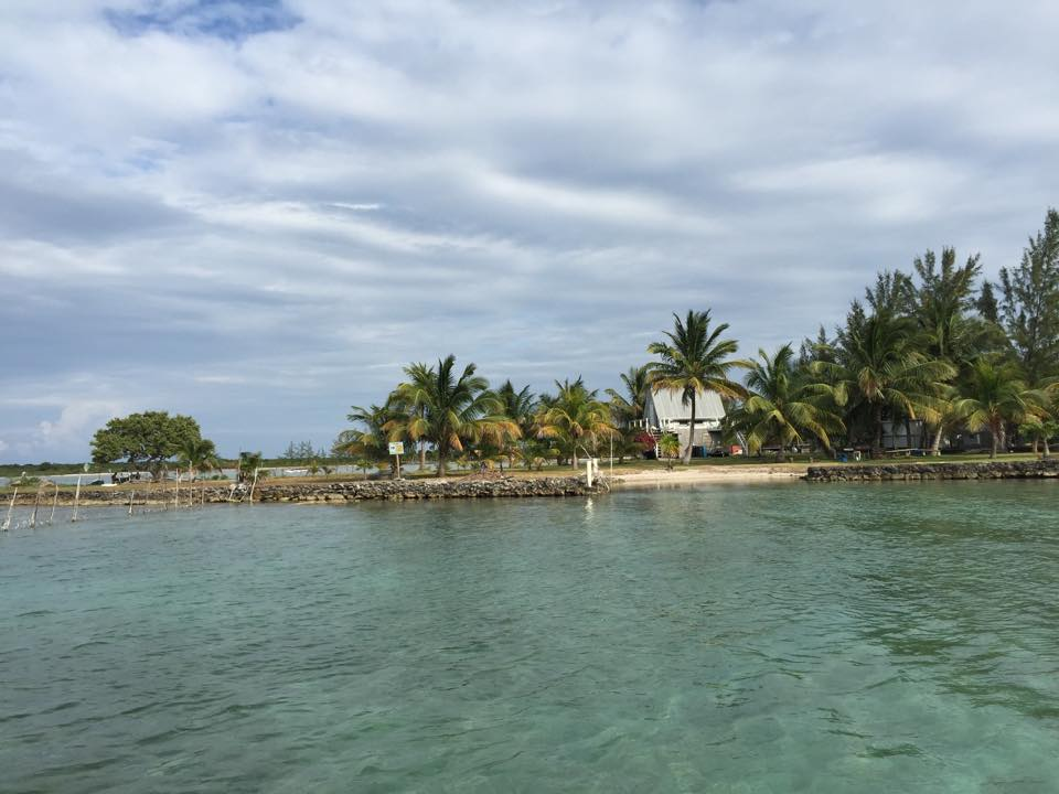 Exclusive West Coast peninsula beach front land on Ambergris Caye!
